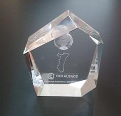 MONOMATIC, Lauréat du Trophée Régional « Grand Export » 2015